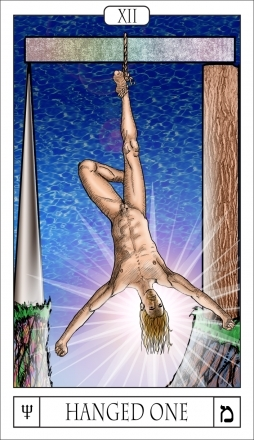 Card Of The Day: The Hanged One