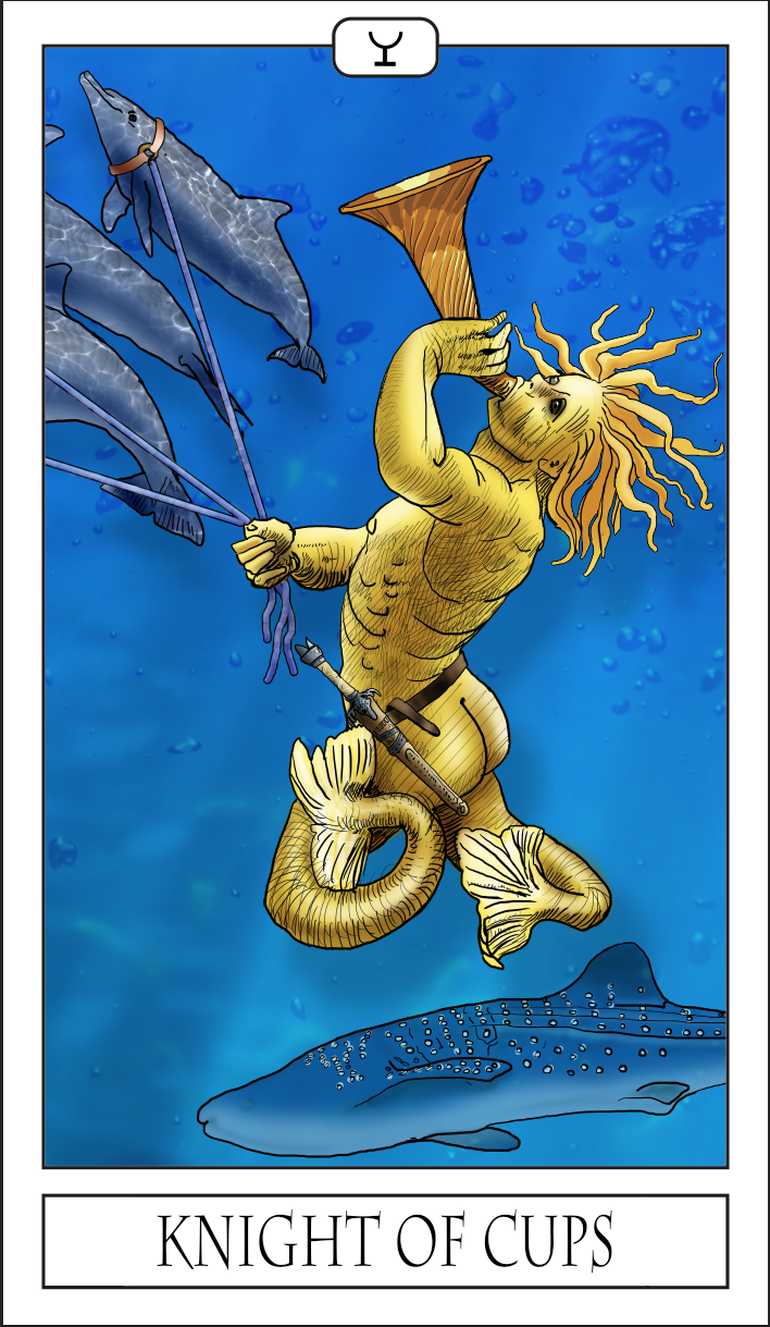 Card Of The Day: Knight Of Cups