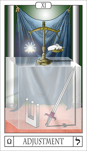 Card Of The Day – Adjustment