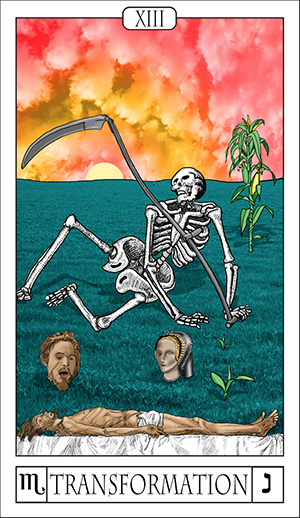 Card Of The Day: Death