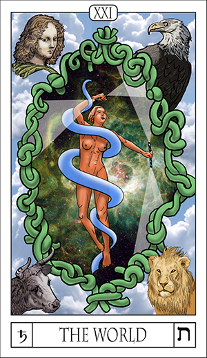 Card Of The Day: The World