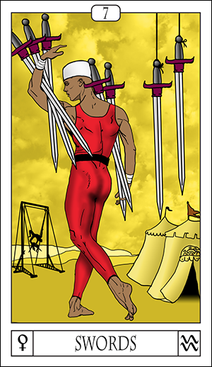 Card Of The Day: 7 Of Swords