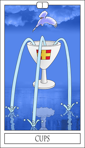 Card Of The Day: Ace Of Cups