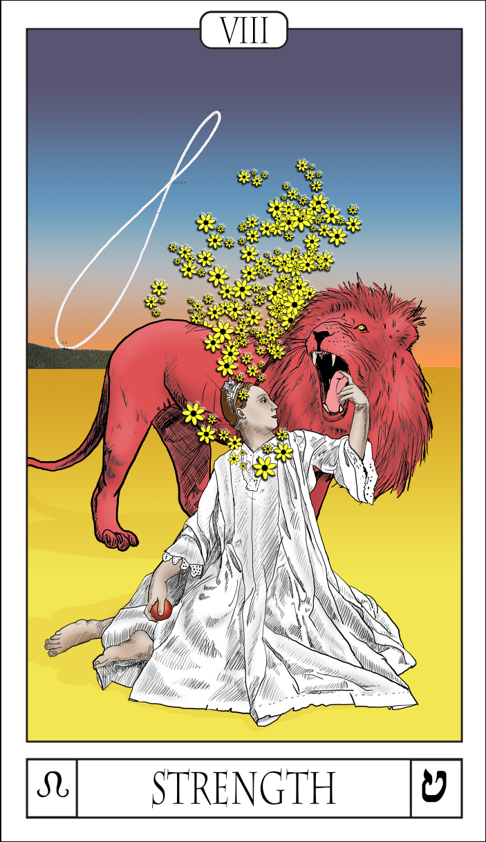 Card Of The Day: Strength